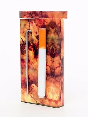 Marble Color Dugout With Free One Hitter Spring Loaded and Stick DRAGON BREATH