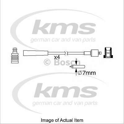 New Genuine BOSCH Ignition Lead Cable Kit 0 986 357 165 Top German Quality