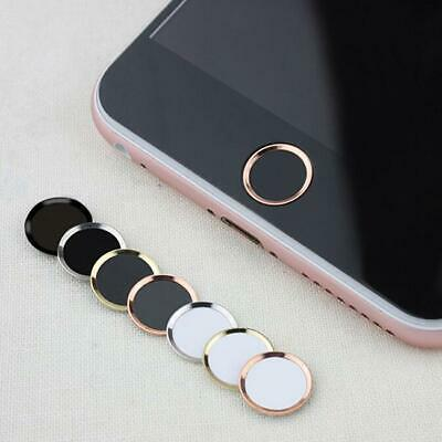 Touch ID Home Button Ring Circle Cover Sticker For iPhone iPod 5s/6/6/7plus JA