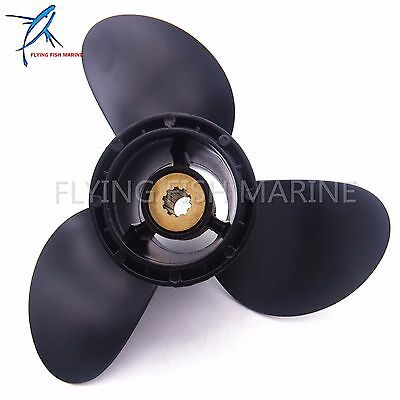 9 1/4 x 11 R Propeller for Suzuki DF9.9 DF15 DF20A DT9.9 DT15 58100-93743-019