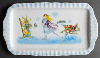 Cardew Design ALICE IN WINTERLAND Cookie Tray 8793119