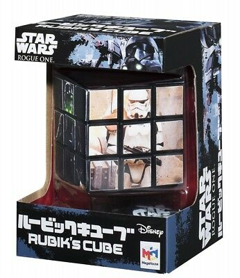 Mega house Disney Movie Star Wars Rogue One Version Rubiks Cube Puzzle