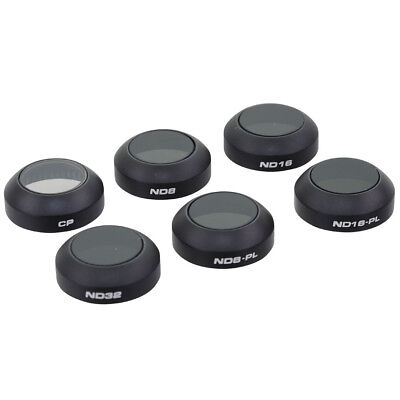 NEW Polar Pro DJI Mavic Filter Professional 6-Pack Aussie Seller Free Delivery
