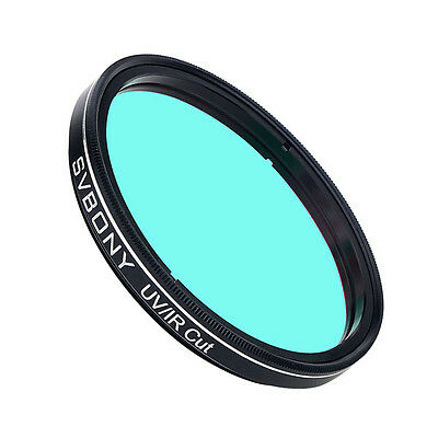 """Hot 2"""" UV/IR CUT Block Filter Use with Monochrome CCD for Astrophotography IT"""