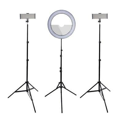 Spectrum Aurora Gold Luxe Pro V2 Ring Light 3 Point Crystal Luxe LED Kit
