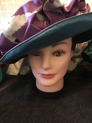 Tudor, Victorian, Renascence Period Hats, Fancy Dress