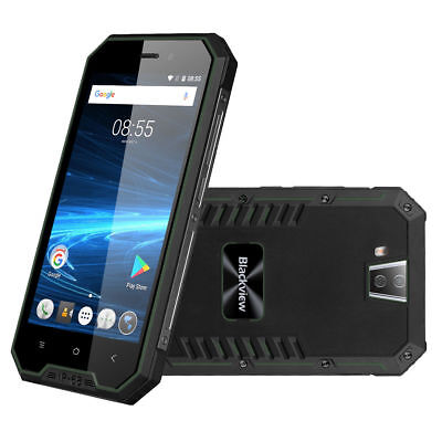Outdoor Blackview BV4000  3G Smartphone Handy Android 7.0 18GB 2*SIM 3680mAh