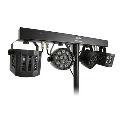 QTX LED Derby FX Bar with Stand