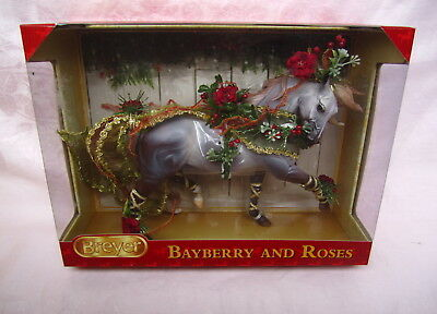Breyer #700117 Bayberry and Roses ESPRIT mold 2014 Holiday Horse Traditional NIB