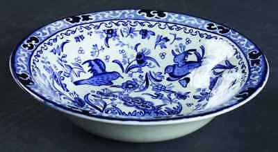 Burgess & Leigh BLUE BIRD Cereal Bowl 2393951