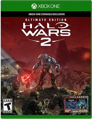 Halo Wars 2 Ultimate Edition [Xbox One Game] [2017] ✔NEW✔