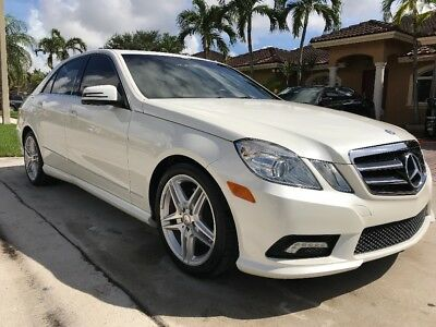 2011 Mercedes-Benz E-Class E 350 Sport 2011 E 350 Sport Used 3.5L V6 24V Automatic Rear Wheel Drive Sedan Premium