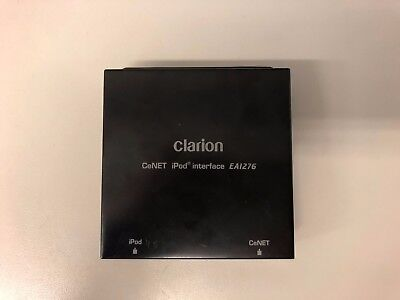 Clarion Boat iPod Interface Adapter CeNet EA1276