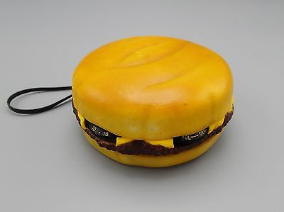 Vintage Burger King The Whopper Hamburger Cheeseburger Radio