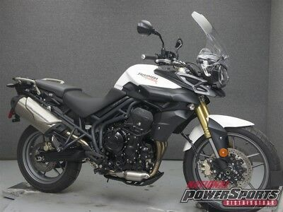 Triumph TIGER 800 W/ABS  2014 TRIUMPH TIGER 800 W/ABS Used FREE SHIPPING OVER $5000