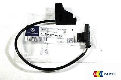 New Genuine Mercedes Benz Mb A W169 Front Hood Bonnet Release Handle Sensor