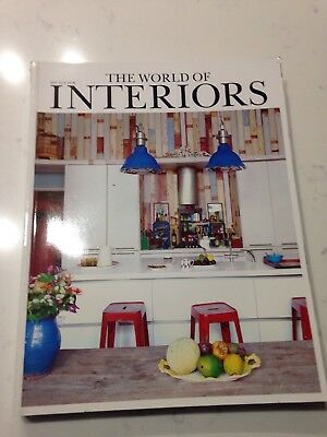 The World Of Interiors May & June 2015