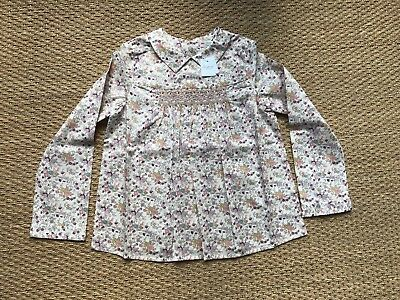 BONPOINT Brode main Domi Winter 2017 Liberty print top NWT 8Y