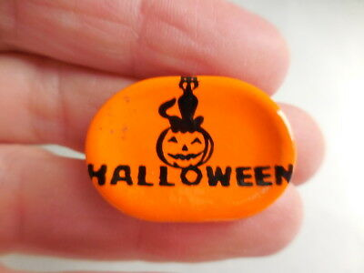 Dollhouse Miniature ~ Halloween Platter