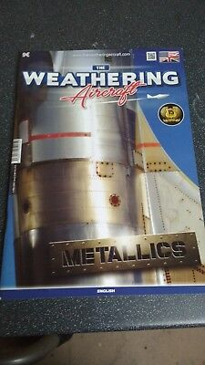 The Weathering Magazine, Aircraft Metallics, excellent condition, Mig Ammo