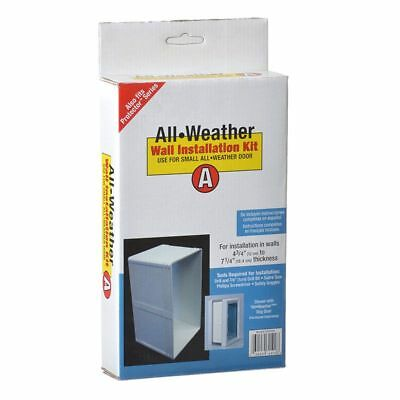 Perfect Pet All Weather Wall Installation Kit wall for All Weather Pet Doors