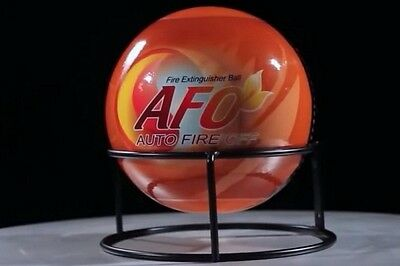 AFO Fire Extinguisher Ball AutoIgnition ABCDE EU (UK Seller)Business or Personal