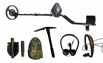 Visua VSEZMD Lightweight Metal Detector with LED Object Detection Light and Easy