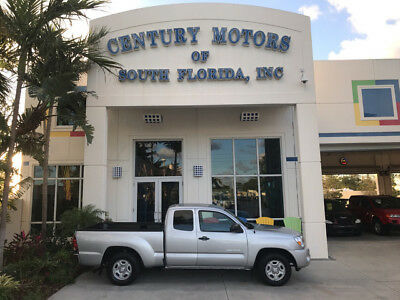 2008 Toyota Tacoma Base Extended Cab Pickup 4-Door 1 Owner Cruise Control Power Windows Cloth