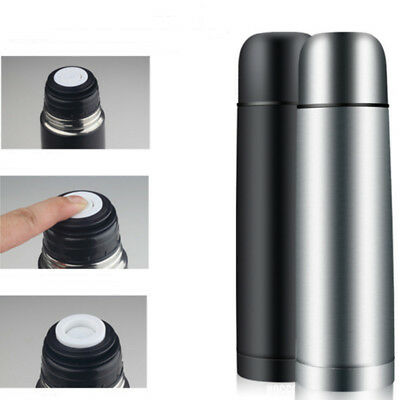 Business Bullet Cold&Hot Water Bottle Eco-Friendly Stainless Steel Vacuum Bottle
