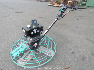 2016 Multiquip B46H90 46'' Walk-Behind Power Trowel Honda GX270 Gas bidadoo