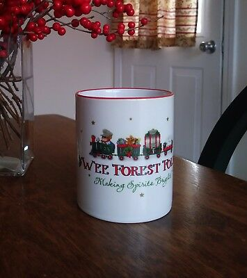 Wee Forest Folk CHRISTMAS MUG