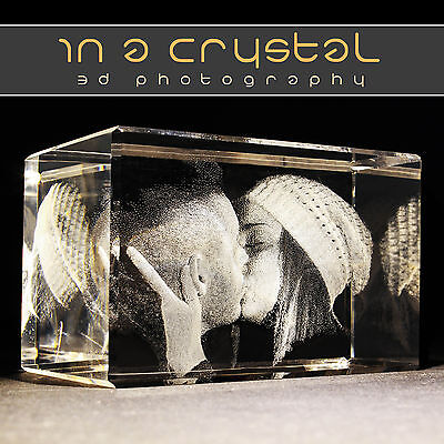 3D Photo Crystal // Canvas // Mugs // FREE GIFT BOX + QUICK FREE DELIVERY !!