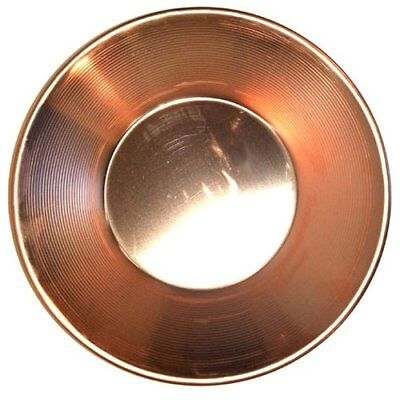 Copper Gold Pan, 10""