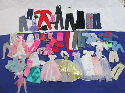 Barbie and Ken Doll Clothes  ~ Lot for Parts or Repair
