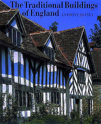 The Traditional Buildings of England by Anthony Quiney (Paperback, 1992)