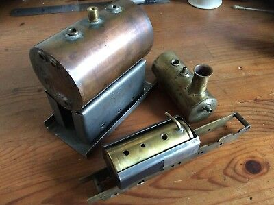 Model Steam Traction Engine Spare Parts Boilers