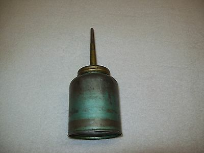 """Used Vintage """"eagle Made Usa"""" Oiler Squirt Can"""
