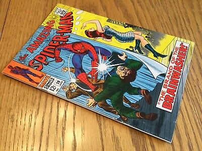 The Amazing Spider-Man #59 1st Mary Jane Cover!!! Higher Grade!!!