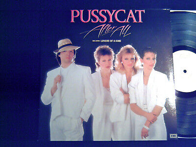 """Pussycat """"After All"""" Megarare Album Top Condition"""