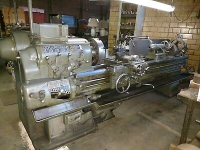"MONARCH ENGINE LATHE 16""CW 18.5"" x 78""  (29269)"