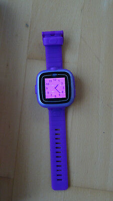 Kidi Zoom vtech 8 in 1 Smart watch lila