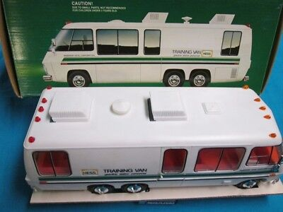 1980 Hess Training Van Mint with Excellent Box