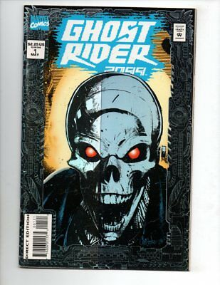 "Ghost Rider 2099 #1 (May 1994, Marvel) VF/NM 9.0 ""COLLECTOR'S EDITION"""