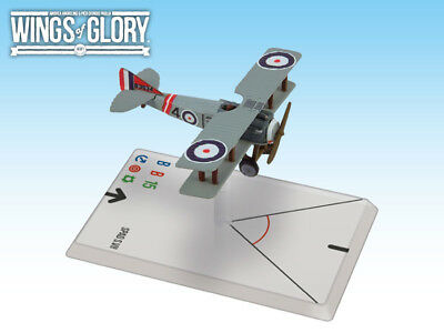 Ares Games ARGD0017 Wings of Glory WW1: Spad S.VII  (23 Squadron) WGF113C