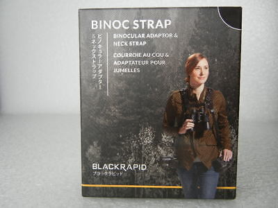 Blackrapid Binocular Strap Or Adaptor For Double Straps Camera Ras2C-1Ao