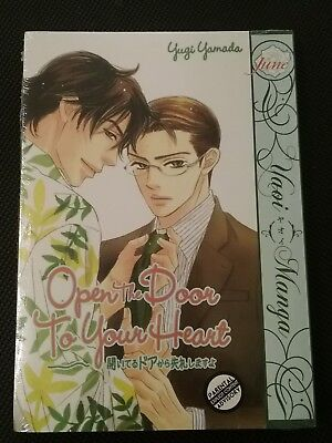 Open the Door to Your Heart (Yaoi) by Yugi Yamada (2011, Paperback)