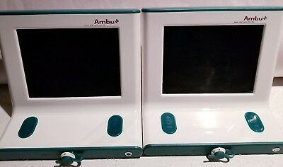 "Ambu Ascope  Monitor 6.5"" Colour Tft Lcd Screen Portable Endoscope Tube Viewing"