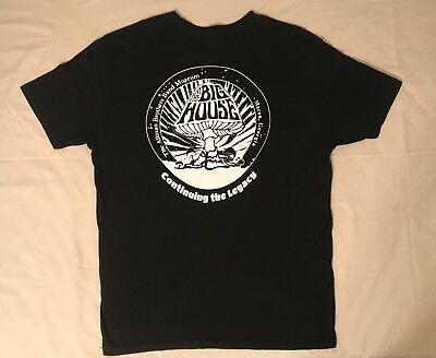 Vtg 90's Allman Brothers Band Museum At the Big House Macon Georgia T-Shirt L