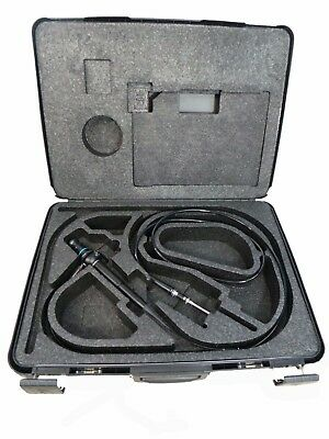 OLYMPUS HYF - XP type FLEXIBLE FIBER HYSTEROSCOPE with case endoscopy
