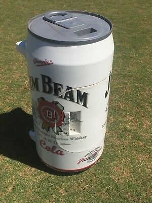 Jim Beam Can Cooler Giant Esky - Can Shaped